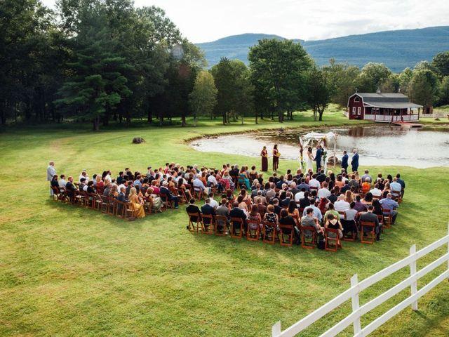Lukas and Rebecca 's Wedding in Catskill, New York 2