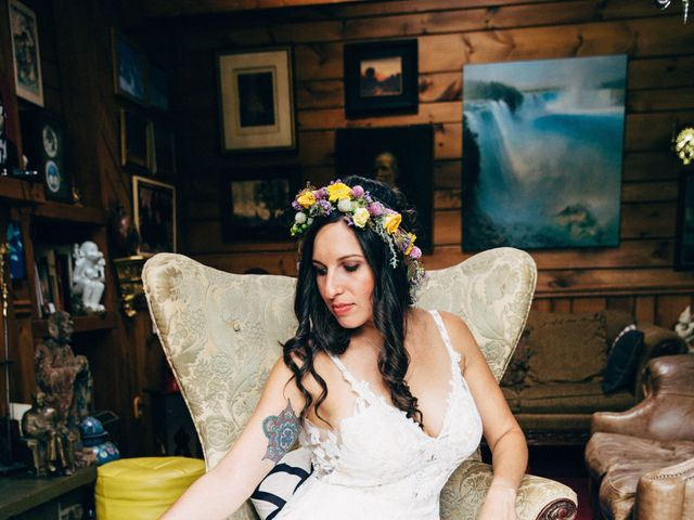Lukas and Rebecca 's Wedding in Catskill, New York 10