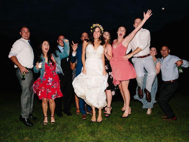 Lukas and Rebecca 's Wedding in Catskill, New York 11