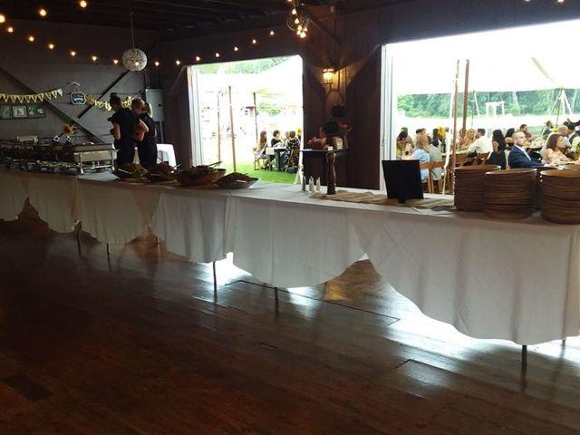 Lukas and Rebecca 's Wedding in Catskill, New York 24