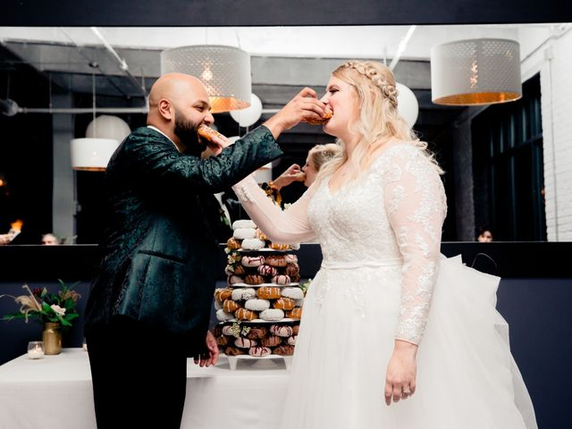 Fatin and Melissa's Wedding in Philadelphia, Pennsylvania 1
