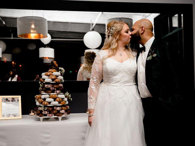 Fatin and Melissa's Wedding in Philadelphia, Pennsylvania 2
