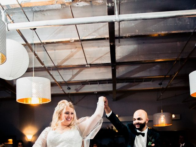 Fatin and Melissa's Wedding in Philadelphia, Pennsylvania 8