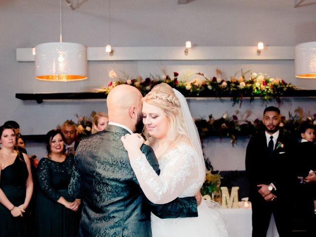 Fatin and Melissa's Wedding in Philadelphia, Pennsylvania 11