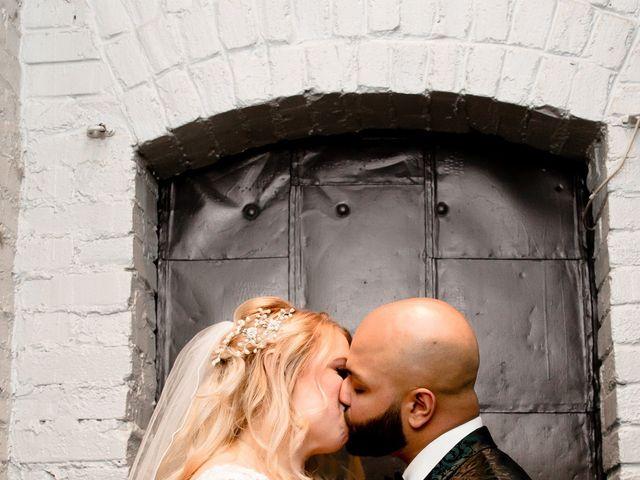 Fatin and Melissa's Wedding in Philadelphia, Pennsylvania 14