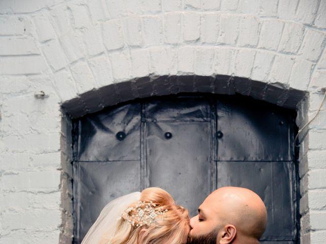 Fatin and Melissa's Wedding in Philadelphia, Pennsylvania 15