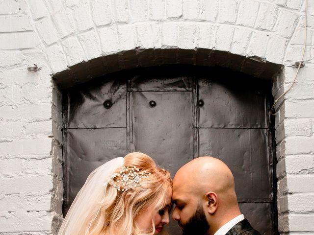 Fatin and Melissa's Wedding in Philadelphia, Pennsylvania 16