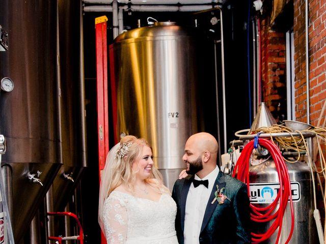 Fatin and Melissa's Wedding in Philadelphia, Pennsylvania 18