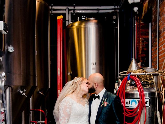Fatin and Melissa's Wedding in Philadelphia, Pennsylvania 19