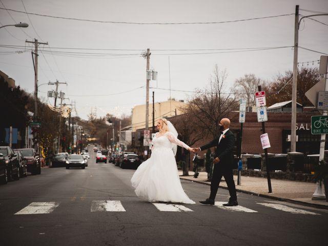 Fatin and Melissa's Wedding in Philadelphia, Pennsylvania 28