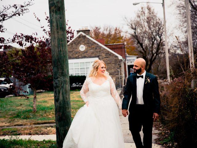 Fatin and Melissa's Wedding in Philadelphia, Pennsylvania 29