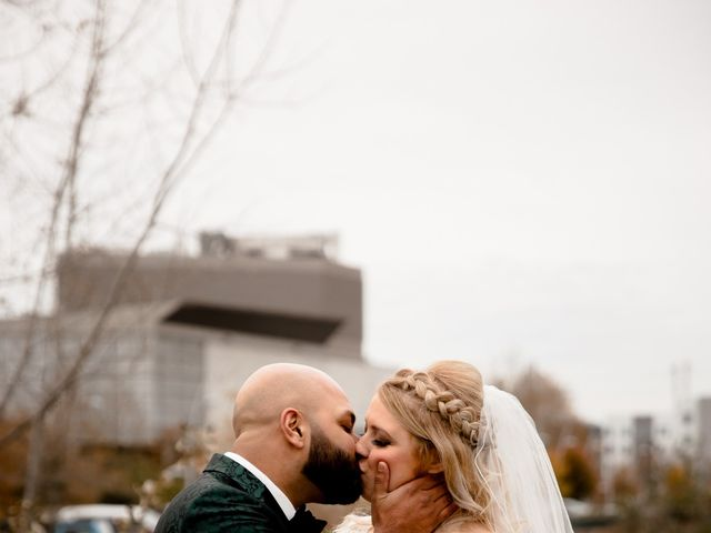 Fatin and Melissa's Wedding in Philadelphia, Pennsylvania 30