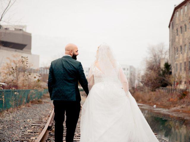 Fatin and Melissa's Wedding in Philadelphia, Pennsylvania 32