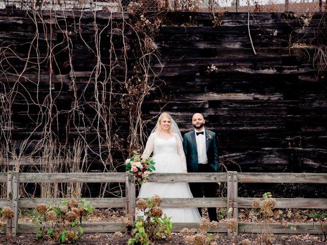 Fatin and Melissa's Wedding in Philadelphia, Pennsylvania 34