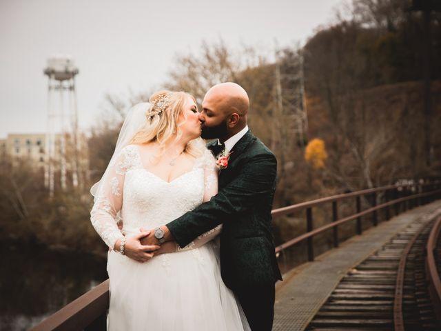 Fatin and Melissa's Wedding in Philadelphia, Pennsylvania 35
