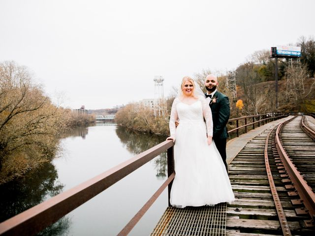Fatin and Melissa's Wedding in Philadelphia, Pennsylvania 36