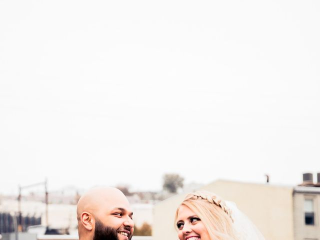 Fatin and Melissa's Wedding in Philadelphia, Pennsylvania 37