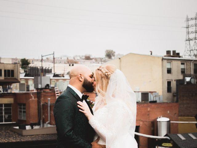 Fatin and Melissa's Wedding in Philadelphia, Pennsylvania 38