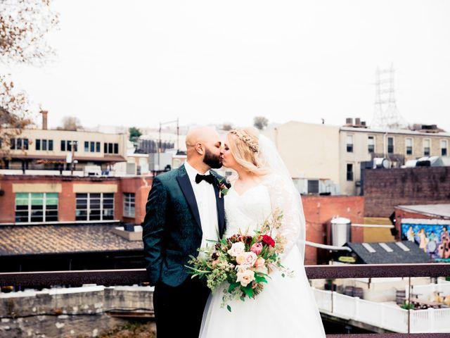 Fatin and Melissa's Wedding in Philadelphia, Pennsylvania 39