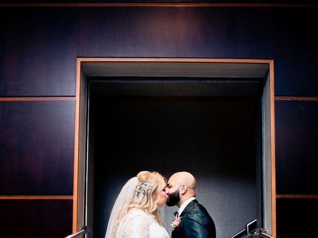 Fatin and Melissa's Wedding in Philadelphia, Pennsylvania 49