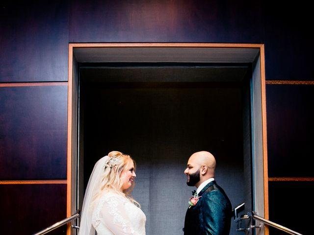 Fatin and Melissa's Wedding in Philadelphia, Pennsylvania 50