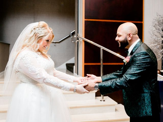 Fatin and Melissa's Wedding in Philadelphia, Pennsylvania 54