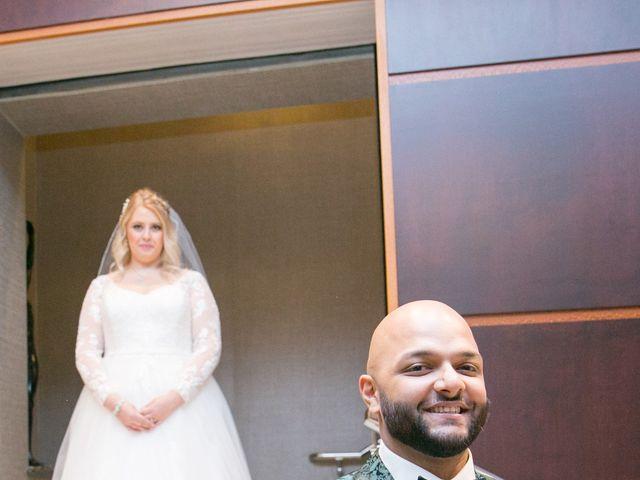 Fatin and Melissa's Wedding in Philadelphia, Pennsylvania 56