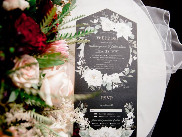 Fatin and Melissa's Wedding in Philadelphia, Pennsylvania 67