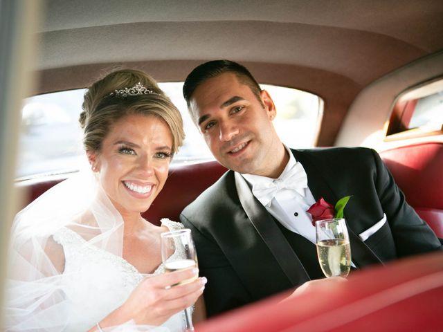 Daniel and Dana's Wedding in Spring Valley, New York 8
