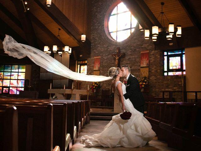 Daniel and Dana's Wedding in Spring Valley, New York 17