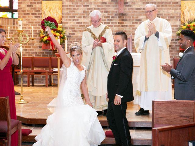 Daniel and Dana's Wedding in Spring Valley, New York 24