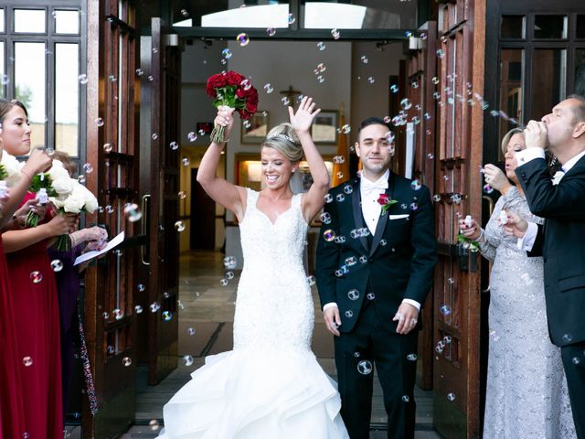 Daniel and Dana's Wedding in Spring Valley, New York 25
