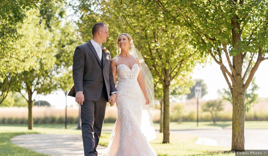 Sean and Olivia's Wedding in Perrysburg, Ohio