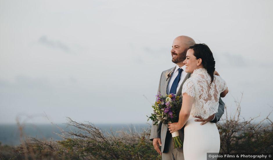 Stoney and Rebecca's Wedding in Oranjestad, Aruba