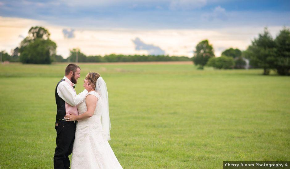 Caleb and Jana's Wedding in Linwood, North Carolina