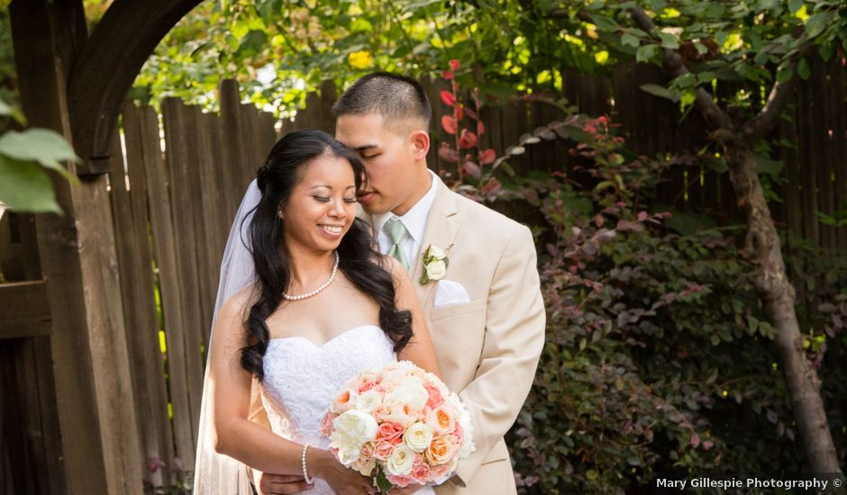 Evelyn and Zachary's Wedding in Lodi, California