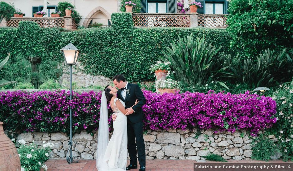 Mark and Gabriella's Wedding in Catania, Italy