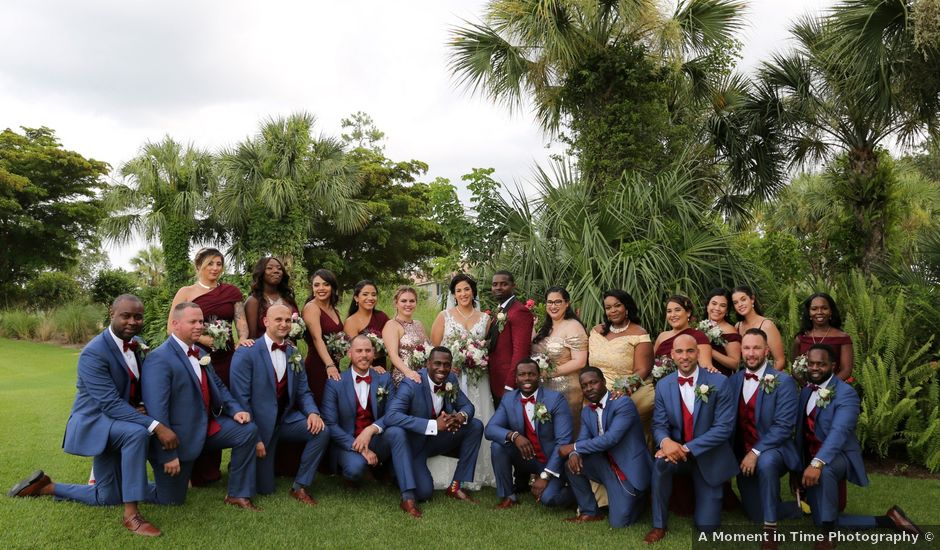 Adner and Amarilys's Wedding in Naples, Florida