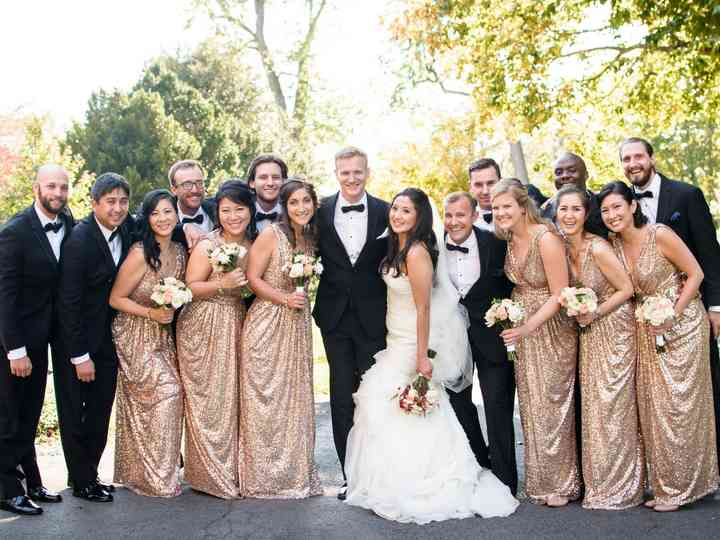 The wedding of Brian and Elisa