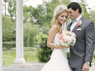 The wedding of Derek and Emily