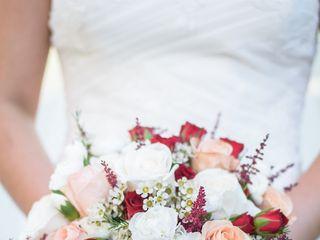Elisa and Brian's Wedding in Berryville, Virginia 11