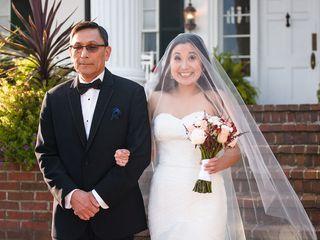 Elisa and Brian's Wedding in Berryville, Virginia 14