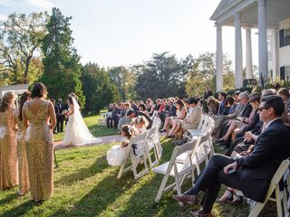 Elisa and Brian's Wedding in Berryville, Virginia 17
