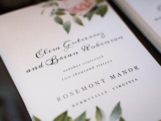 Elisa and Brian's Wedding in Berryville, Virginia 12