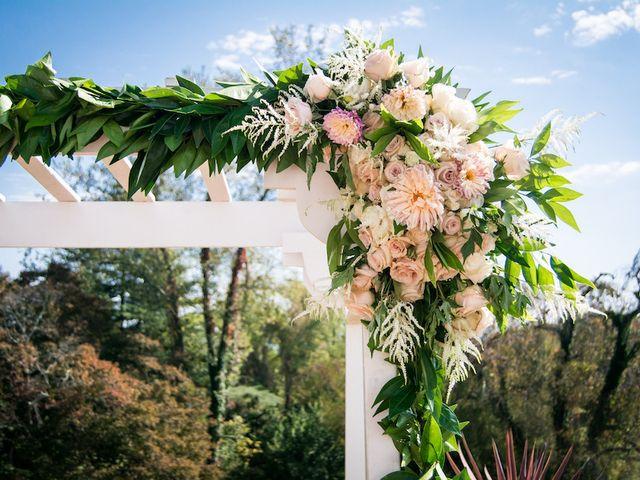 Elisa and Brian's Wedding in Berryville, Virginia 4