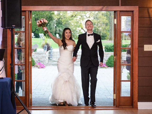 Elisa and Brian's Wedding in Berryville, Virginia 26