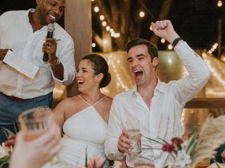 The wedding of Kait and Matt 2