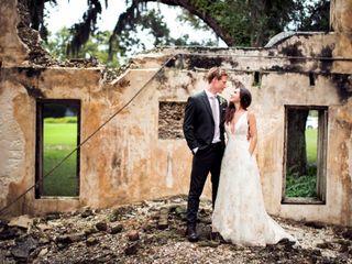The wedding of Malloree and Ryan