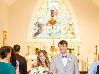 The wedding of Kathryn and Tyler 2