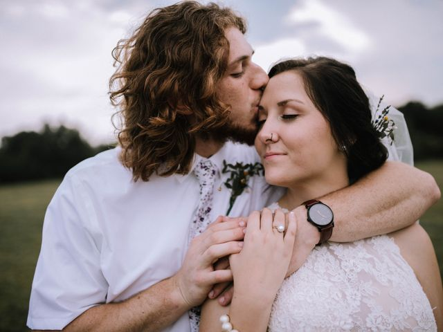 The wedding of Emily and Clay